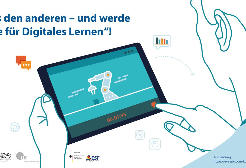 """Seminarreihe """"Lotsen für Digitales Lernen (IHK)""""  Kickoff-Imbiss"""