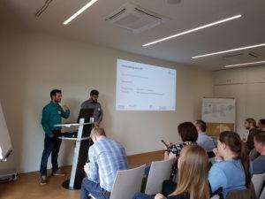 Digitalisierung in der Produktion @ IHK Regensburg für Oberpfalz / Kelheim